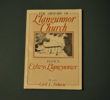 A History of Llangunnor Church by Cyril Treharne
